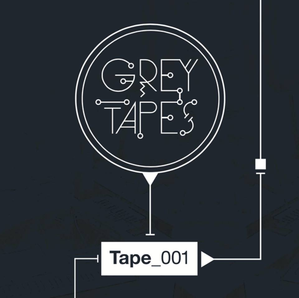 Grey Tapes - Tape_001