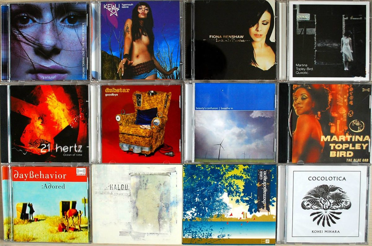 THN CD collection