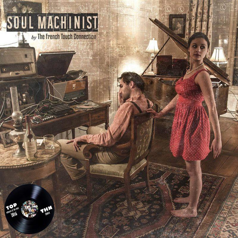 VA - Soul Machinist