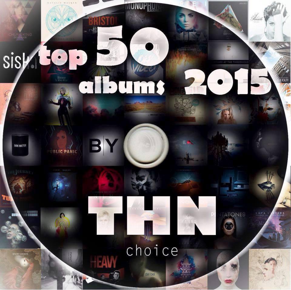 Top 50 Albums 2015
